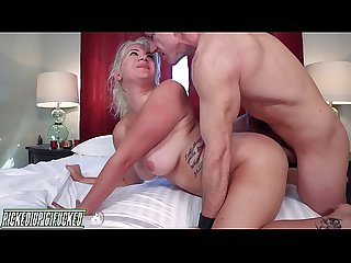 Layla price picked up and fucked in the ass laz fyre