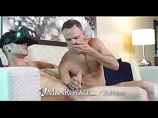 ManRoyale Two Athletic Horny Hunks Fuck