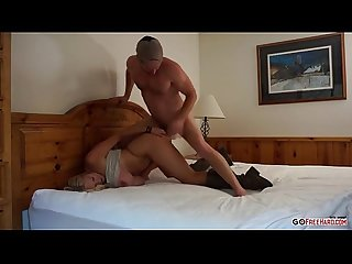 Mature nurse or A mother with A guy fuck her big tits semi Mature comma Milf comma blonde comma hard