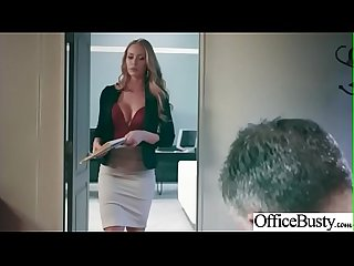 Slut Sexy girl lpar nicole aniston rpar with big round Boobs in Sex act in Office Video 20