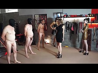Ballbusting Challenge 2018 (BDSM - 2018)