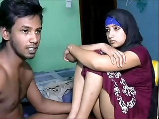 Srilankan couple hardcore Sex on webcam with Indian fans