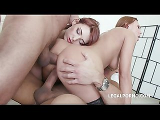 Swinger adventures with ornella morgan and tera link Anal dp facial swallow mike chapman as Guest