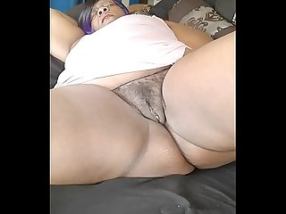 Big Phat Hairy Pussy Ms Ann
