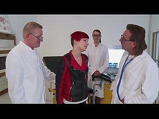 Beim frauenarzt geil Gefickt german Hd