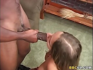 Poppy Morgan Fucks Mandingo's Big Black Cock