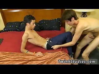 Nude gay porn bead toys Timo Garrett finds Dustin Cooper practicing