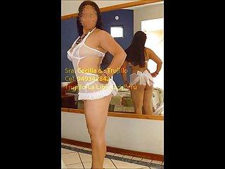 Ceci mujer madura de trujillo peru