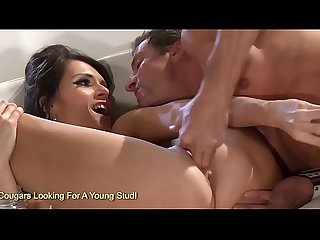 Jennifer Dark Enjoys Some Rough Doggystyle Sex
