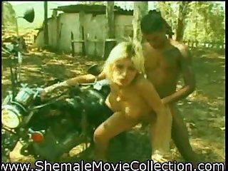 Wild Brazil Shemales!