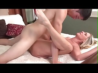 Hot Taboo Family-vicious son seduces and forces her stepmom to fuck