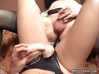 Fetish loving milf heather cims has something spec