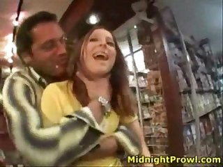 Porn store girl sherry