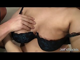 Mulatta plumper sara wilson takes cock