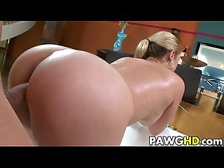 Beauty alix amillion violated pussy hard