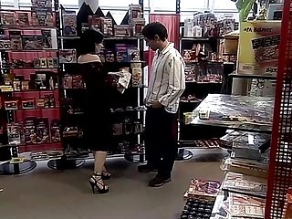Sextoy shopping