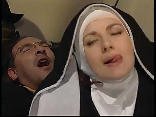 Sex in the convent colon jessica is A perverse nun excl