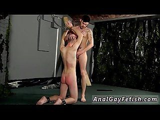 Sample gay videos of men having sex Slave Boy Fed Hard Inches