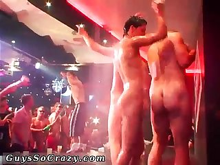 Twinks condom broke gay porn first time The Dirty Disco soiree is