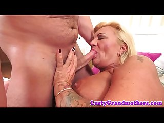 Bigtit gilf fucked hard and jizzed in mouth