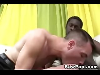 Interracial Gay Sex