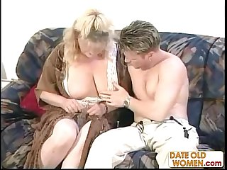 Chubby german mature whore