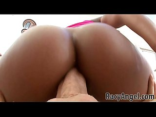 Leilani leeane face and ass deep drilling fucked by mike adriano