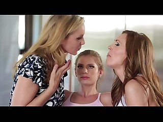 Juliaann and tanya tate teaching daughter