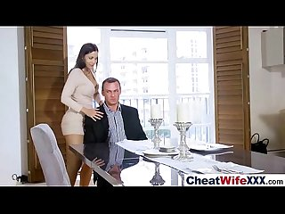 (satin bloom) Cheating Wife Love Sex On Camera mov-28