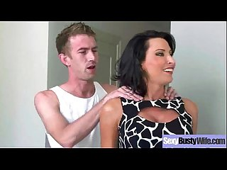 (lezley zen) Naughty Bigtits Housewife Love Intercorse vid-18