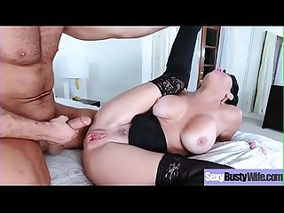 (Veronica Avluv) Bigtits Horny Housewife Get Banged On Sex Tape movie-30