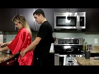 Stepmom stepson affair 62 unexpected breakfast