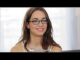 CastingCouch-X Gamer girl wants to get famous with porn