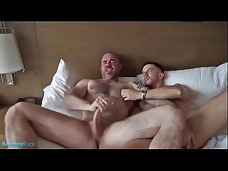 Hairy muscle dad breeds beautyfully his boy streampornvids com