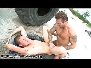 Outdoor gay solo movies hot gay public sex