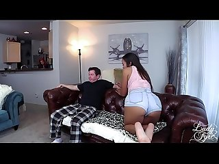 Uncle fucker adriana maya fucks older man interracial taboo