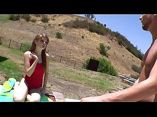 Faye Reagan lifeguard slut
