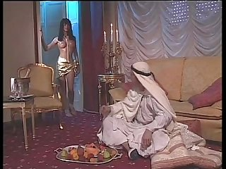 Venere bianca pornstar is a sex slave banged by an arabian sultan