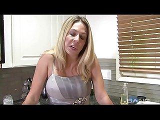 Big boobed blondes angela attison love bbc