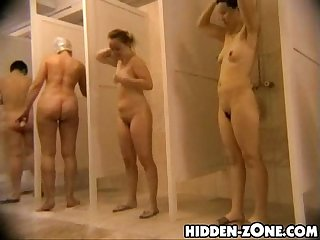 Woman in shower 283