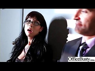 Sex Tape With Slut Busty Hot Office Nasty Girl (Jessica Jaymes) video-27
