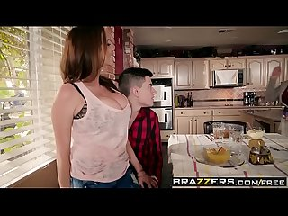 Brazzers mommy got boobs homemade american tits scene starring ariella ferrera and jordi el ni a