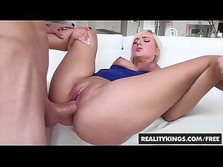 RealityKings - Teens Love Huge Cocks - (Chris Strokes, Kate England) - Kissing Kate