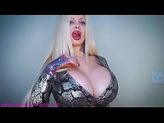 Sabrina Sabrok huge tits big ass blonde pornstar gets fucked