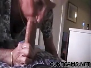 Grandmas roommate getting fed cum more at cuntcams net