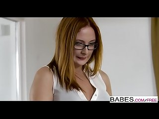 Babes - Office Obsession - Naked Lunch starring Kai Taylor and Eva Berger clip