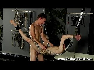 Freaky stud Gay clips he starts with some fingering comma but shortly he S
