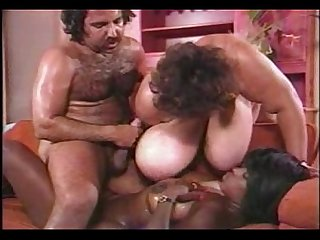 Ron jeremy fucks big titted ebony wearing Fitness clothes
