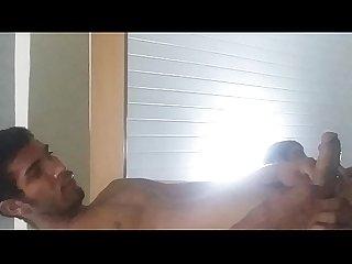 Tomando pica do boy hetero da zona rural
