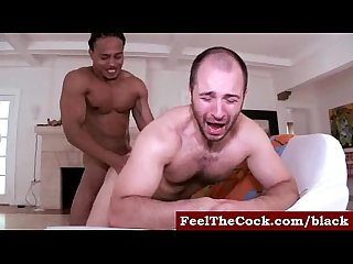 Monster black gay cock fucking straight guys video 09